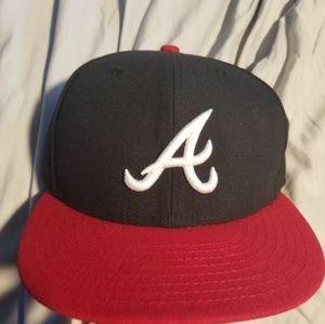 Authentic Atlanta Braves Baseball Hat